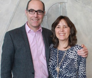 Susanne and Neil Lewis