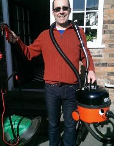 hoover vs lawn mower